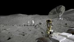 Visionar Magnificent Desolation: Walking on the Moon peli online