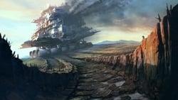 Nuevo trailer online Pelicula Mortal Engines