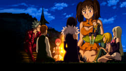 Vision von The Seven Deadly Sins: Prisoners of the Sky film online