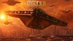Vision de La guerra de las galaxias. Episodio II: El ataque de los clones pelicula online