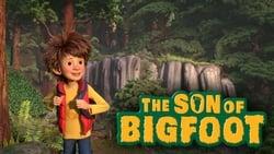 Vision de El hijo de Bigfoot pelicula online