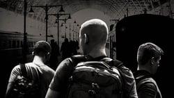 Ultimo trailer online Pelicula 15:17 Tren a París
