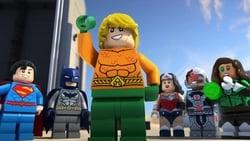 Vision de LEGO DC Super Heroes Aquaman La Ira De Atlantis pelicula online