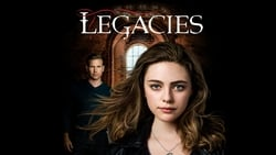 Poster Serie Legacies en latino online