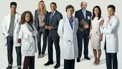 Posters Serie The Good Doctor en linea