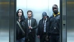 Nuevo Trailer hd Marvel's The Defenders serie online