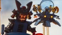Nuevo trailer online Pelicula La LEGO Ninjago película