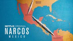 Poster Serie Narcos: México en latino online