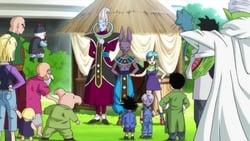 Nuevo trailer online Pelicula Dragon Ball Z: La batalla de los dioses