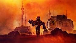 Poster Serie Marte en latino online