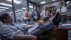 Trailer latino Pelicula Los archivos del Pentágono