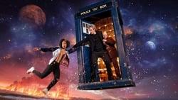 Poster de la Serie Doctor Who en linea