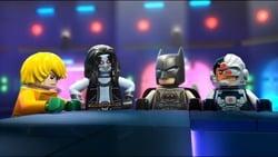 Vision de LEGO DC Super Heroes: Aquaman: la ira de Atlantis pelicula online