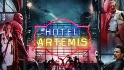 Vision de Hotel Artemis pelicula online
