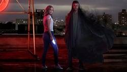 Poster Serie Marvel's Capa y Puñal en latino online