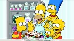 Posters Serie Los Simpson en linea