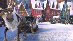 Frozen: Una aventura de Olaf peli latino online