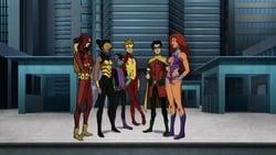 Visionar Teen Titans: El contrato de Judas peli online