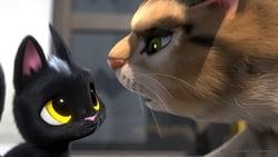 Visionado de Gatos. Un viaje de vuelta a casa pelicula online