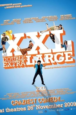 Film XXL Double Extra Large