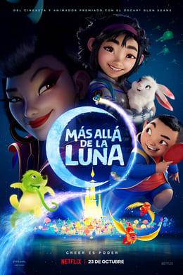 Over the Moon (Más allá de la Luna) (2020) #36 (Animation ,  Adventure ,  Family ,  Fantasy)