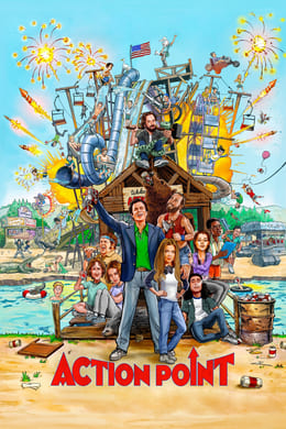 Action Point (2018) #05 (Comedy, Drama )