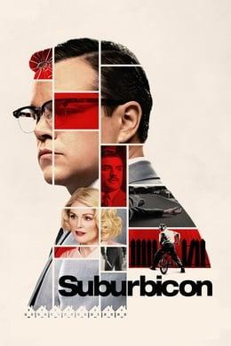 Suburbicon (2017) #93 (Thriller ,  Crime ,  Drama ,  Mystery)