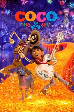 Coco (2017) #123 (Family ,  Animation ,  Fantasy ,  Music ,  Comedy ,  Adventure)