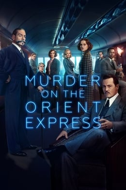 Murder on the Orient Express (2017) #92 (Mystery ,  Crime ,  Drama)