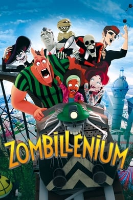 Zombillenium (2017) #124 (Comedy ,  Animation ,  Fantasy)