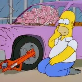 I Simpson Season 9