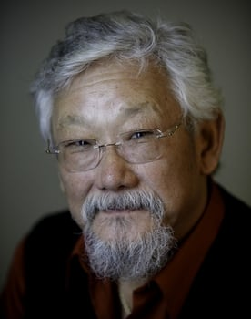 David Suzuki Photo