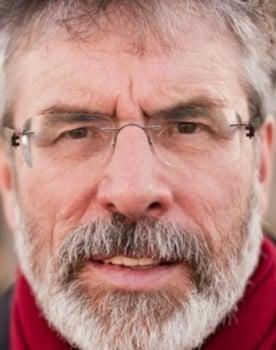 Gerry Adams Photo