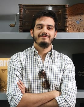Juan Pablo Villamil Photo