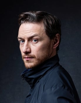 James McAvoy isJames More