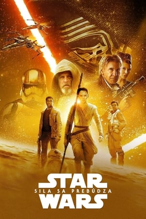 Star Wars: Sila sa prebúdza (2015) image