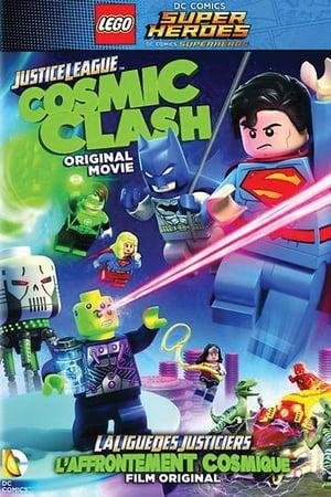 LEGO DC Comics Super Héros - la ligue des justiciers  L'affrontement cosmique