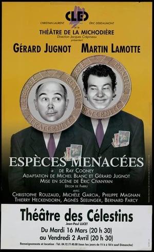 Espèces menacées (1997)