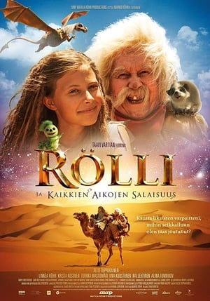 Rolli and the Secret of All Time 2016