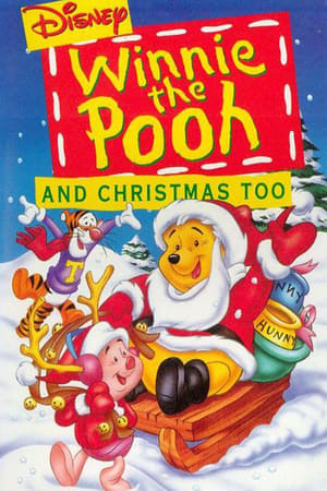 Winnie the Pooh & Christmas Too 1991