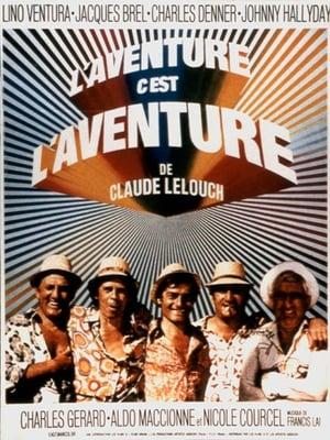 L'Aventure c'est l'aventure (1972)