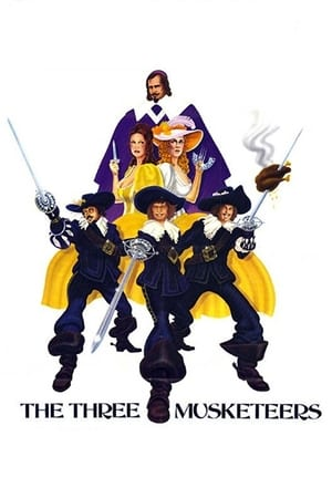 The Three Musketeers 1973