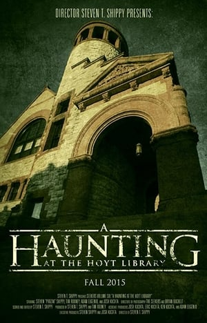 A Haunting at the Hoyt Library 2015