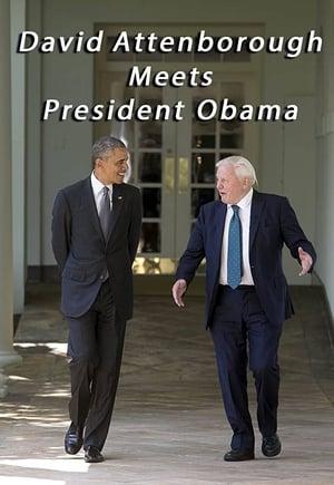 David Attenborough Meets President Obama 2015
