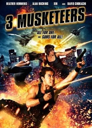 3 Musketeers 2011