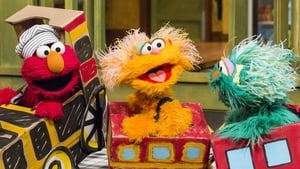 Backdrop image for Elmo's Happy Little Train