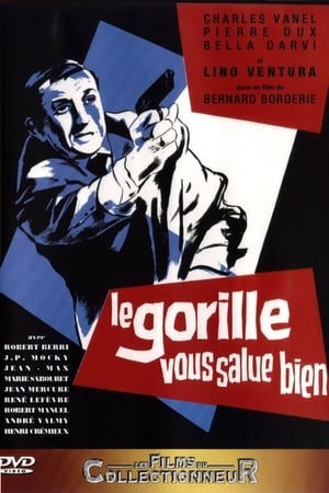 The Mask of the Gorilla (1958)