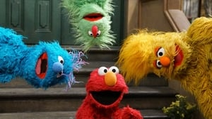Backdrop image for Elmo and Rosita's Rainbow Search (repeat)