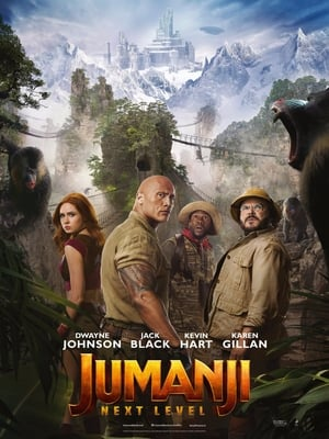 Jumanji 2 : next level
