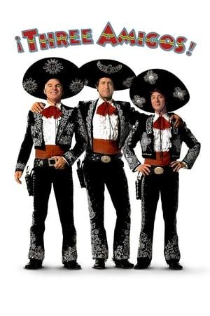 ¡Three Amigos! 1986